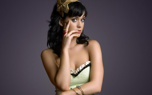 Katy Perry Pop Singer Photo Shoot