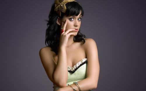 Katy Perry Pop Singer Photo Shoot