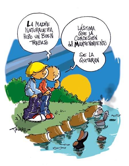 Imagenes Sobre El Cuidado Del Medio Ambiente