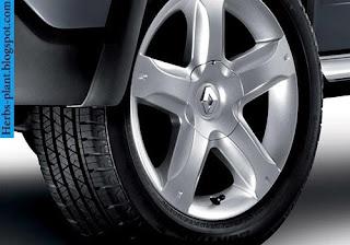 Renault sandero car 2013 tyres/wheels - صور اطارات سيارة رينو سانديرو 2013