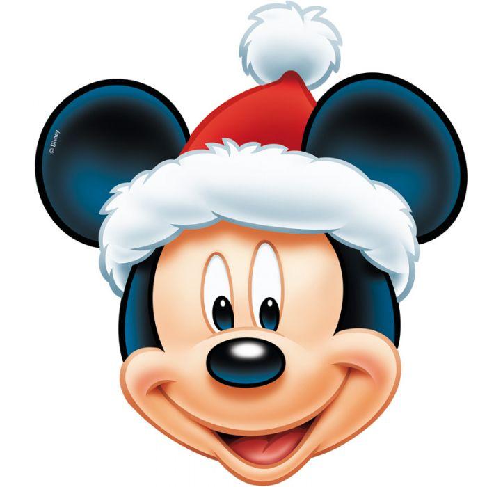 Baul De Navidad Mascara Mickey Mouse En Navidad