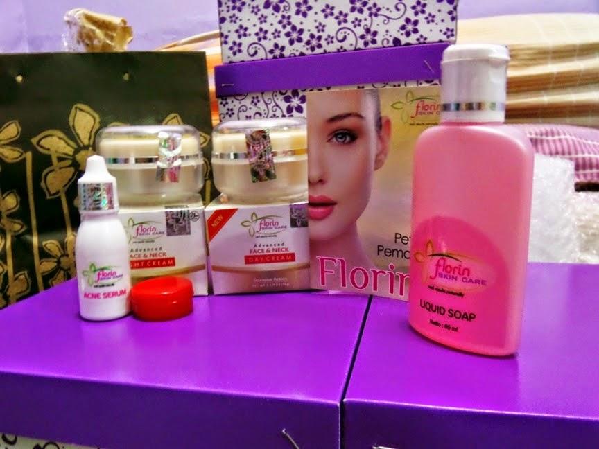 2. Paket Acne S Florin Face Skincare Harga Rp. 285.000