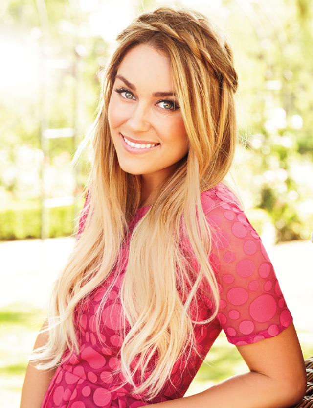 Lauren Conrad's hair, LC Fall 2012 Collection for Kohls