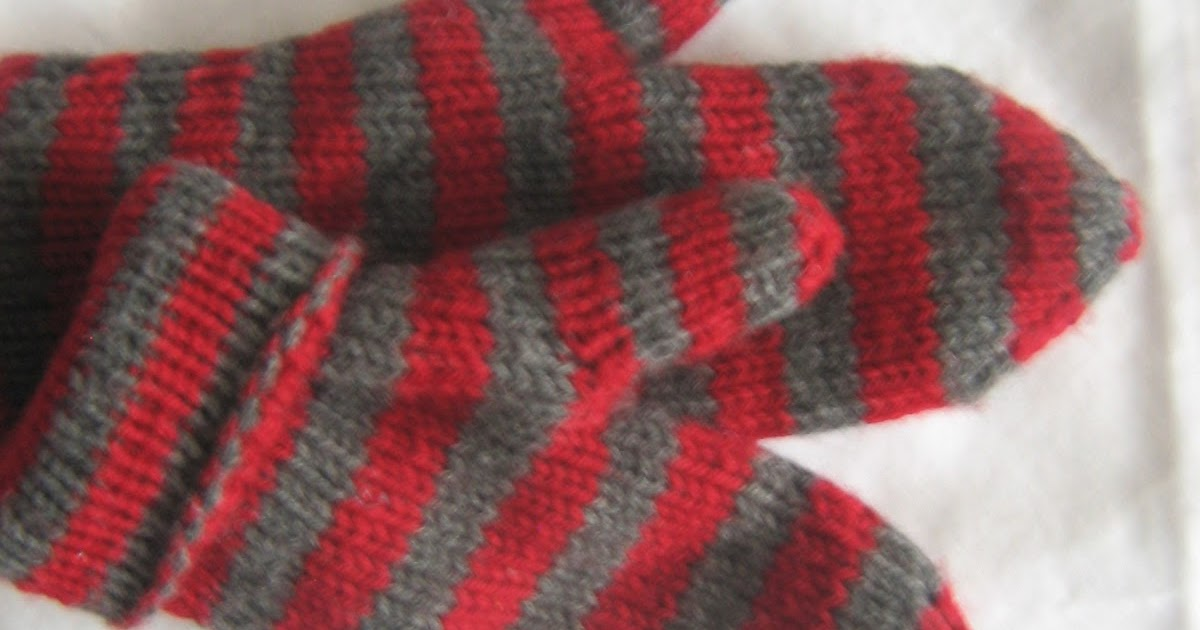 Anyone double knit mittens? - General Knitting - KnittingHelp Forum ...