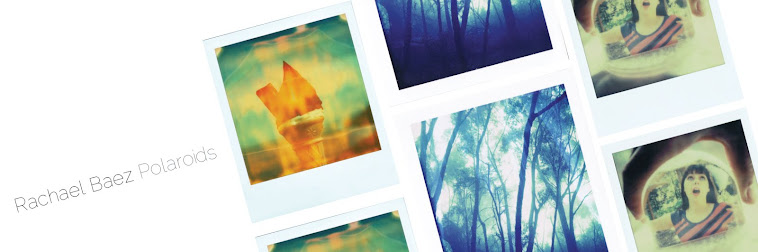 Rachael Baez Polaroids