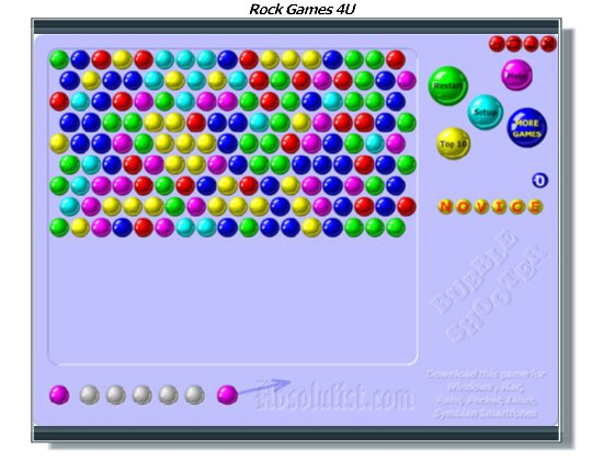 free games bubble shooter play free