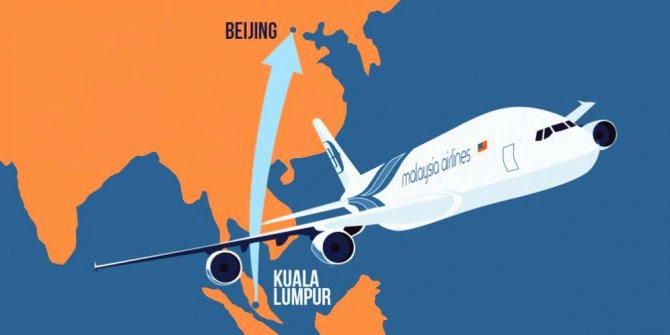 4 Misteri Malaysia Airlines Berakhir di Samudera Hindia