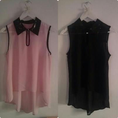 Blusas de velo de moda - Imagui