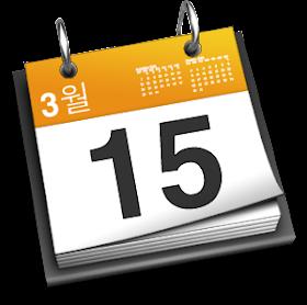 Calendario Carreras