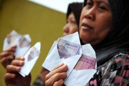 ICW Minta Penyelenggara Pemilu Cegah Politik Uang Pasca Pencoblosan