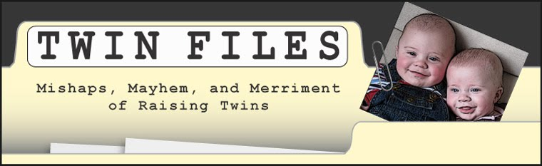 Twin Files - Brooks and Adlyn