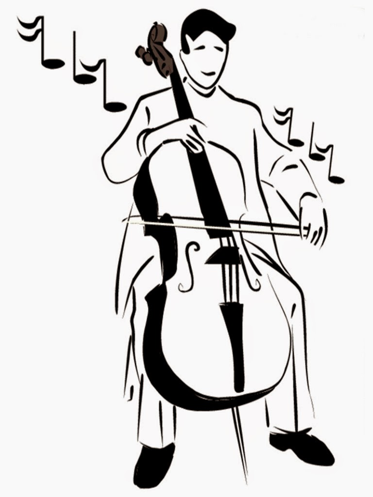 jazz musicians coloring pages