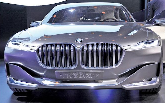 2017 BMW 7-SERIES REDESIGN