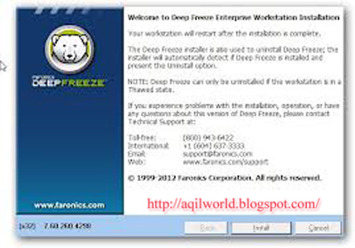 Free Download Deep Freeze Enterprise 7.60.220.4298