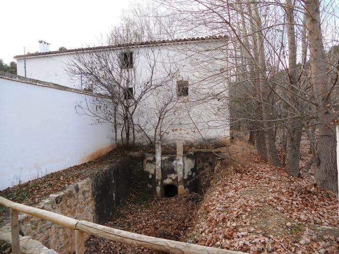 El molino de la hoz la historia de mira cuenca - Molino de la hoz ...