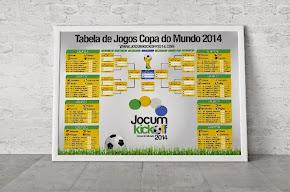 Tabela de Jogos