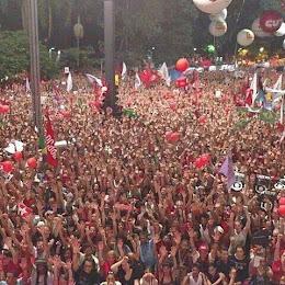 Agenda de mobilizações #ForaTemer  #ForaGolpistas  #NenhumDireitoMenos