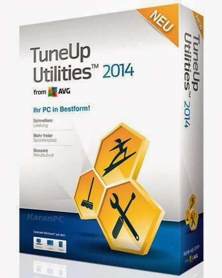 Download TuneUp Utilities 2014 Plus Serial Key And Patch Full