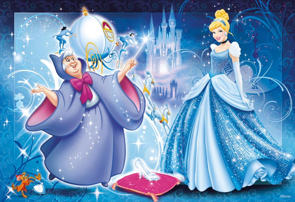 the cinderella myth The truth about walt disney world's cinderella castle and its spires  but like  many widely distributed myths, the rumor just keeps on.