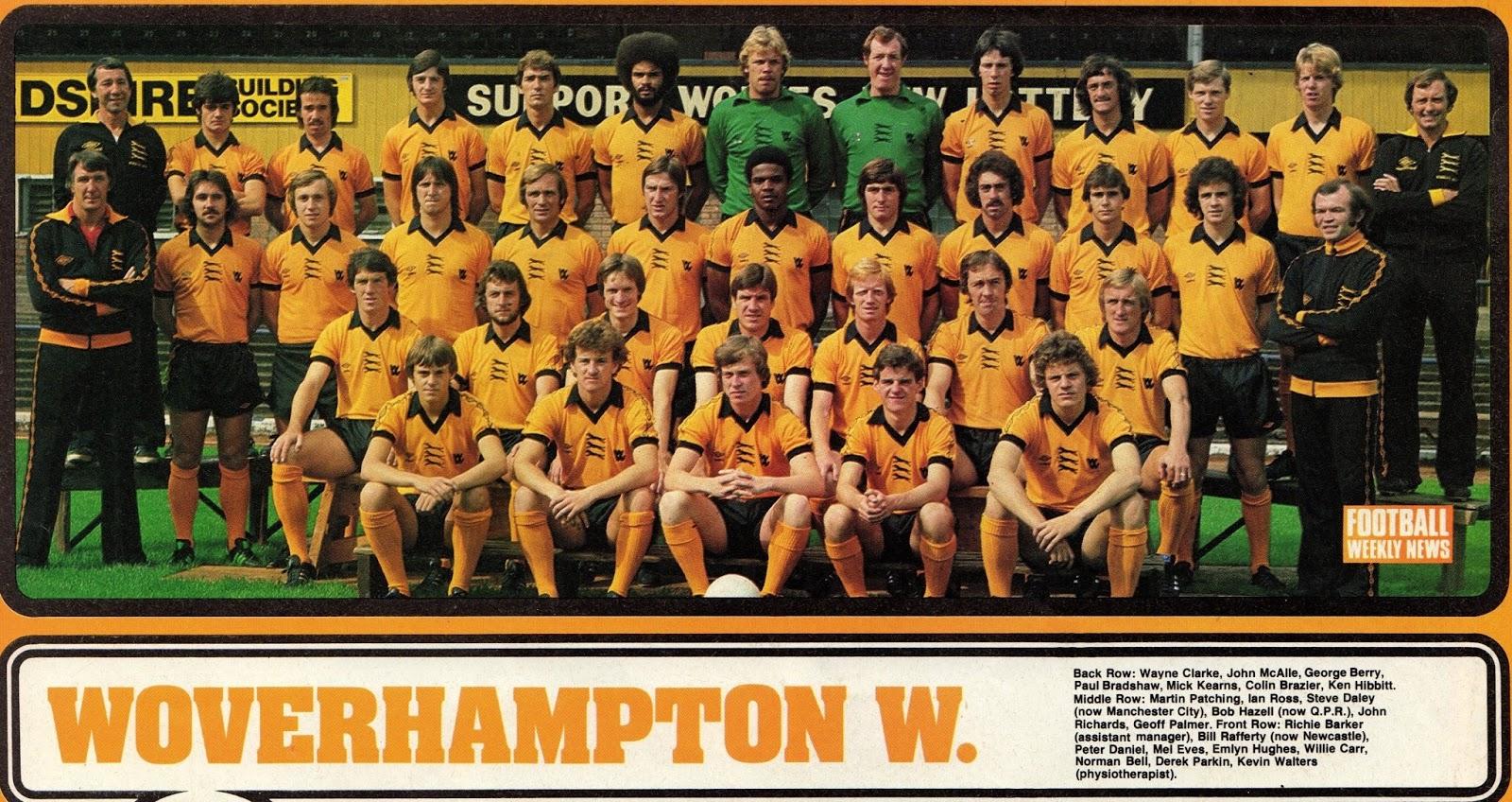 Resultado de imagem para wolverhampton fc 1980