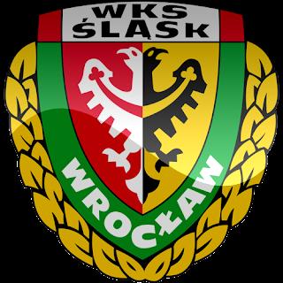 Slask Wroclaw soccer team logo