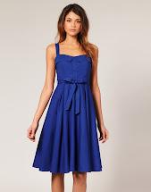 Blue Summer Dresses
