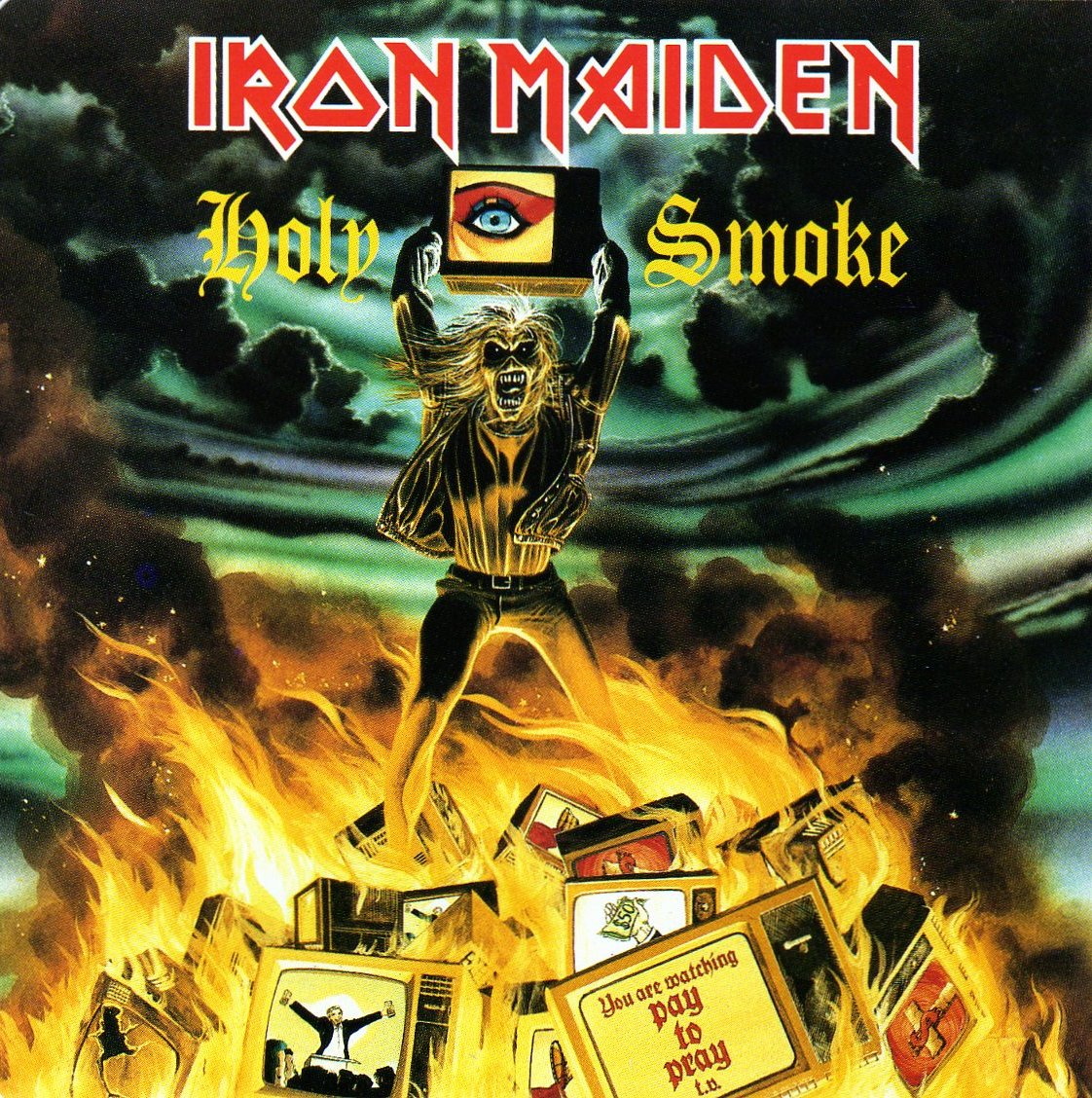 Brief History of the Singles 1990-2000 - Iron Maiden