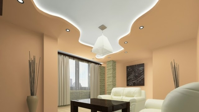 Curved Pop False Ceiling Designs For Living Room Led Modern False Ceiling Lights