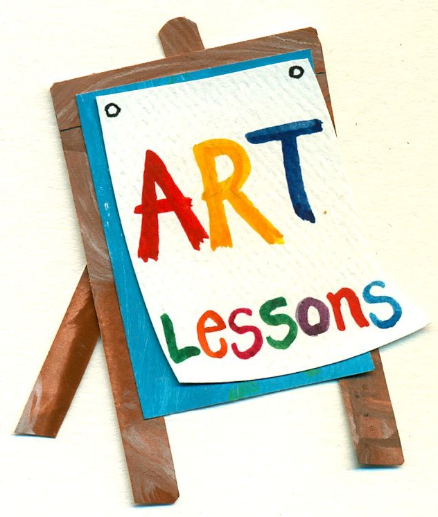 Art Lessons : Ms wawa s art classes and reference materials lessons