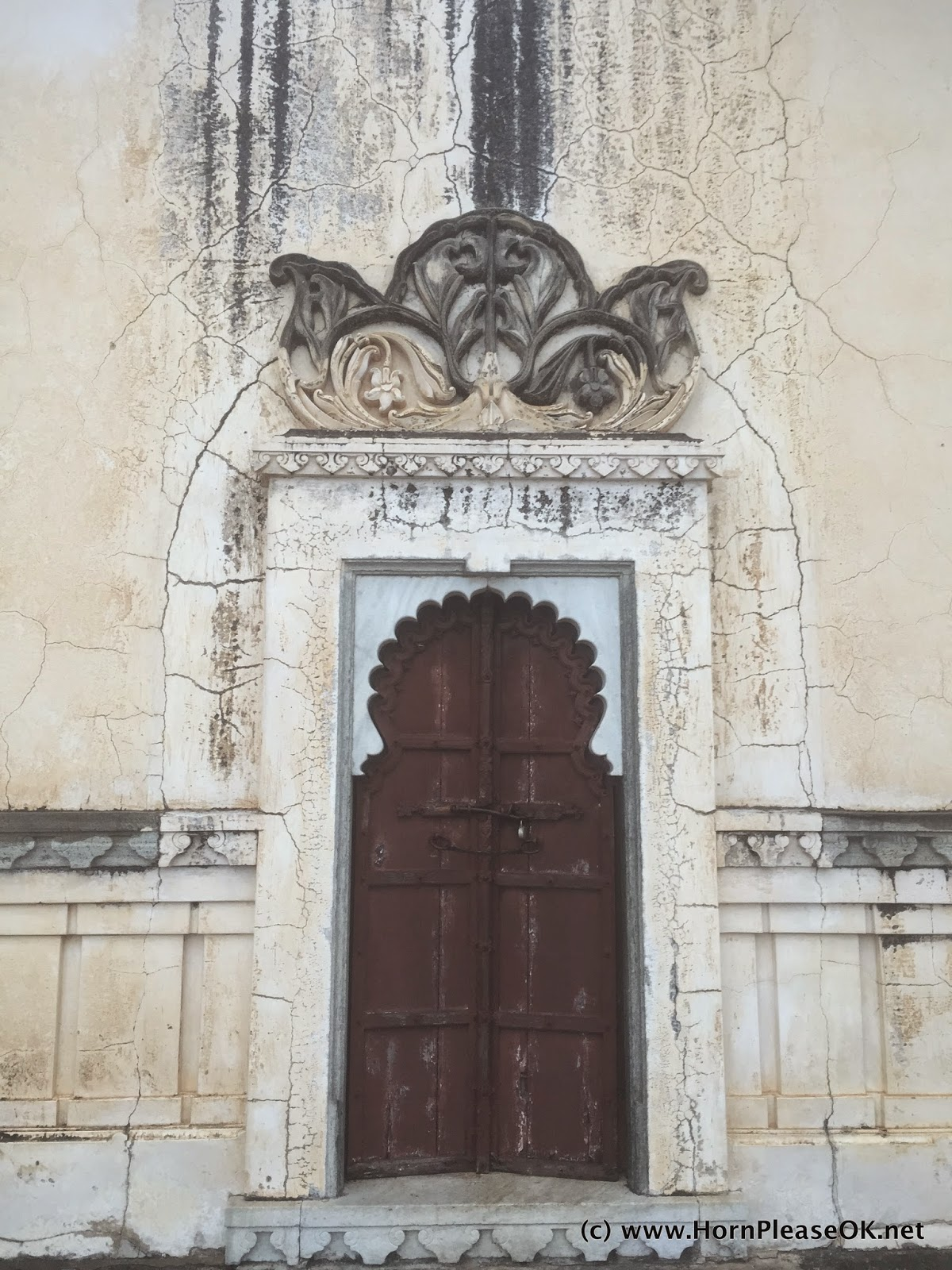 One of the entrances to Badal Mahal