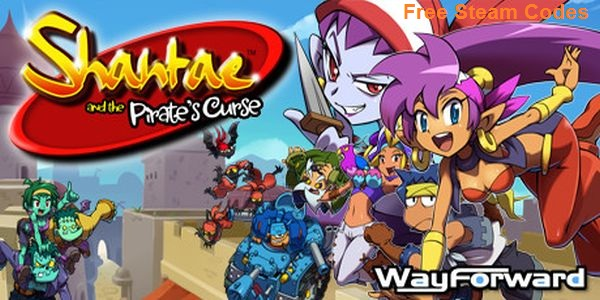 Shantae and the Pirate's Curse Key Generator Free CD Key Download