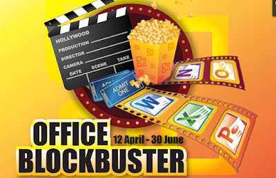Microsoft Office 2010 Blockbuster Contest