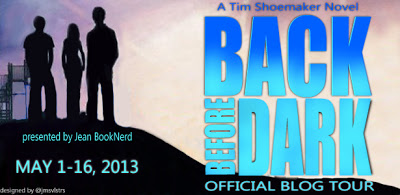 Back Before Dark Blog Tour