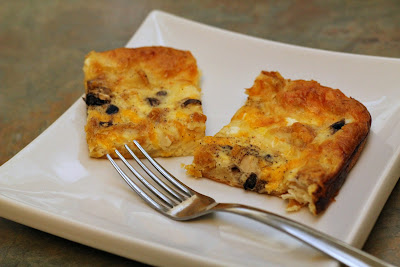 Breakfast Bake - Turtles and Tails Blog