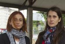 Ana Outerelo y Tamara Vidal en Pontevedra / LALO R. VILLAR