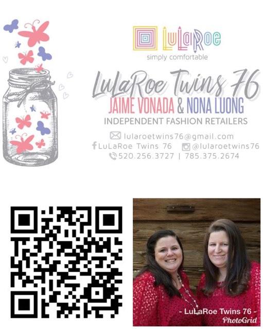 LuLaRoe Twins 76