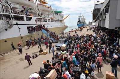 Pendaftaran Mudik Gratis Kapal Laut Segera Di Buka
