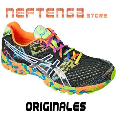 zapatillas asics running mujer argentina