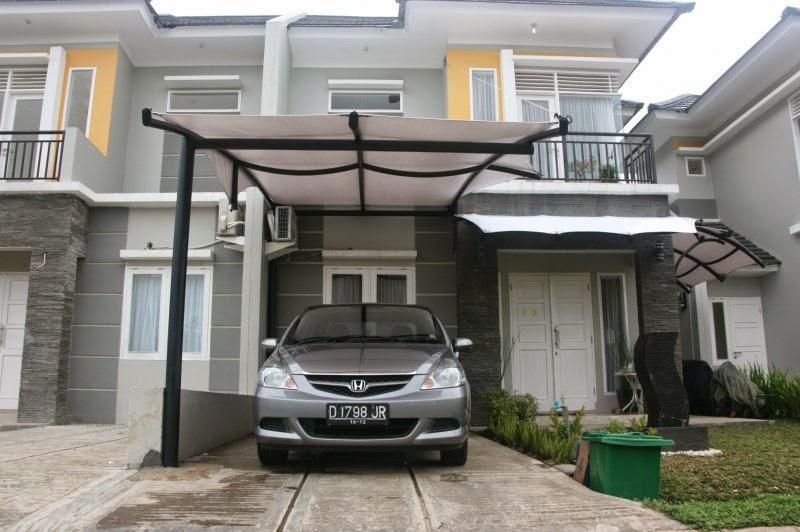Desain Garasi Mobil Rumah Minimalis Terbaru