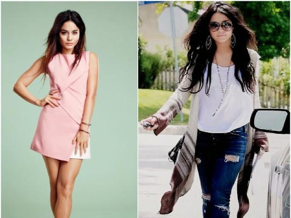 Style Crush: Vanessa Hudgens