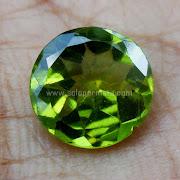 Batu Permata Green Peridot - SP919