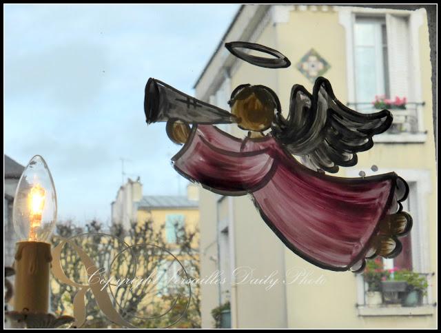 Thé des Lys Ange Angel Versailles