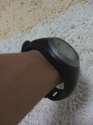 นาฬิกา GPS garmin 405 ใหญ่เกินไป