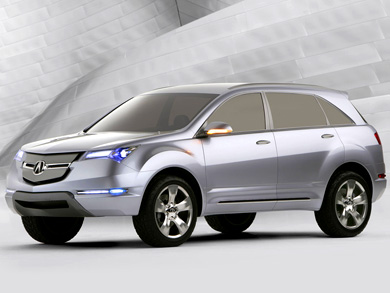 Acura  2012 on 2011 Acura Mdx   All Best Cars Models