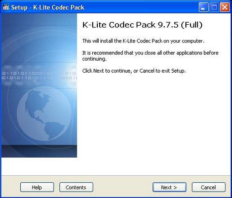 K-Lite Codec Pack 10.35 Full Version 2014 Free Download for PC