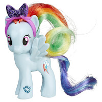 Explore Equestria Rainbow Dash Figure