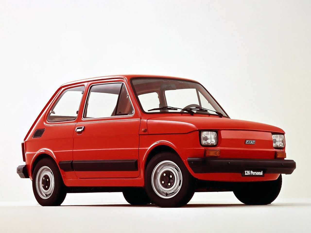 Fiat 126 Personal 4 (1977)