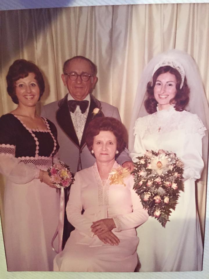 """my aunt wedding day Assistir ao vídeo """"it was the best day of my life it went so fast, but the day was perfect and having my gram and aunt flissa in the wedding made the day."""
