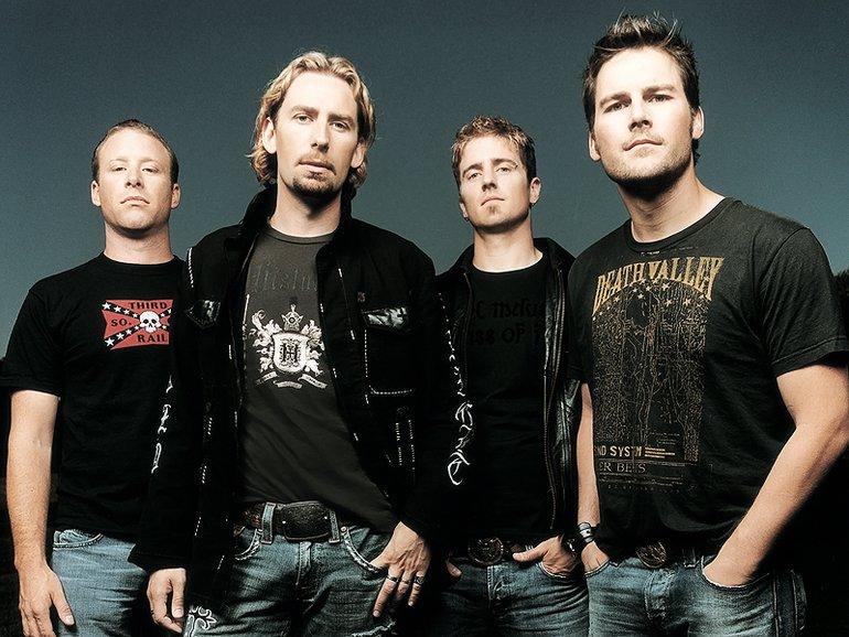 Nickelback está trabajando en nueva música.