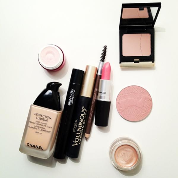 Respondendo: A ordem correta de aplicar cosméticos e maquiagens…